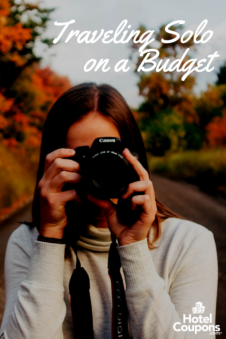 Tips for traveling solo on a budget