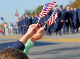 best-veterans-day-parades