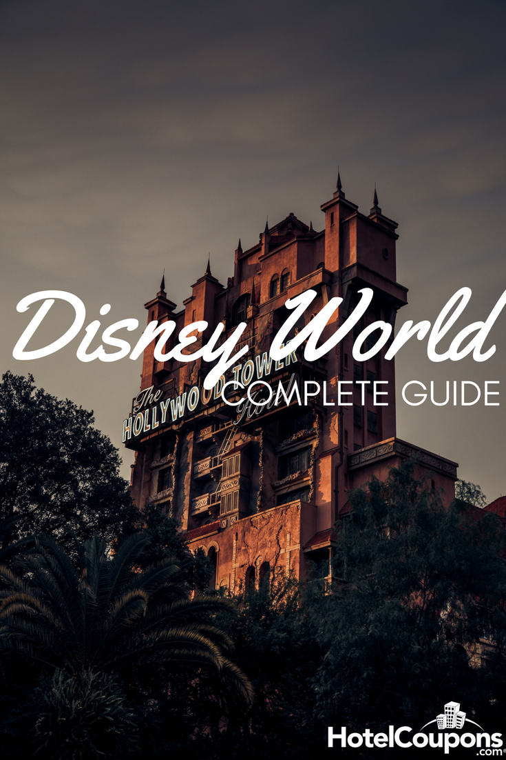Complete guide to Disney World