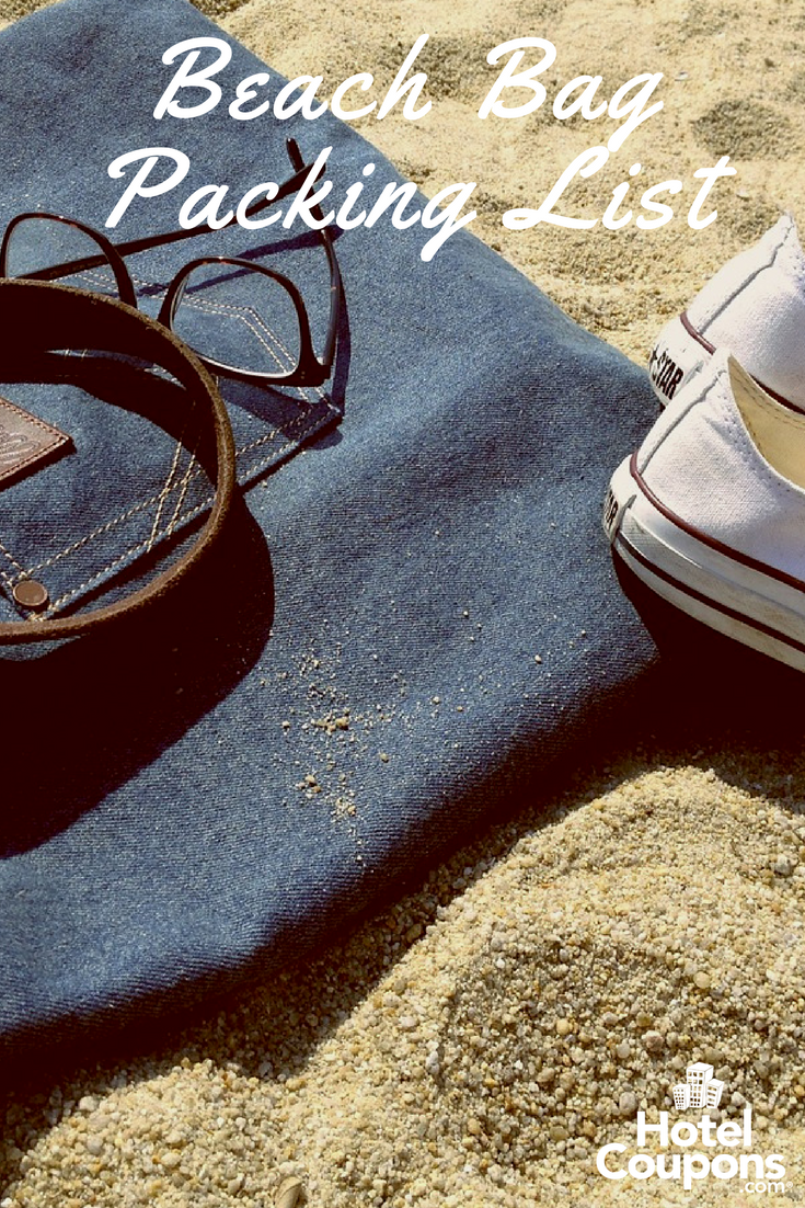 Beach Bag Packing List