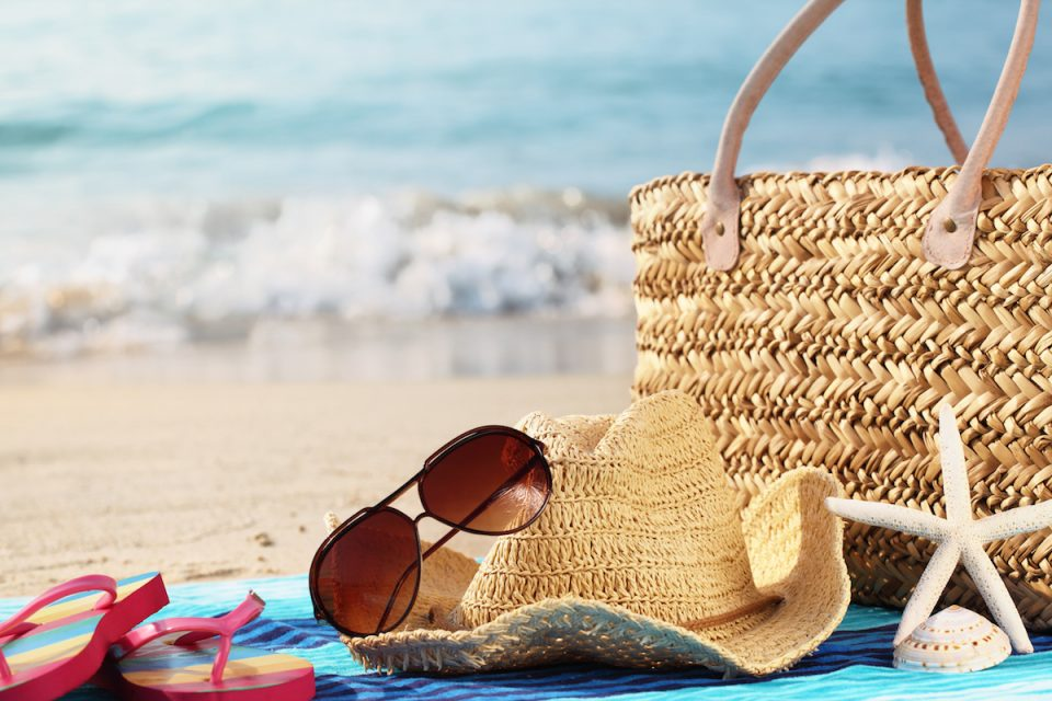 Beach Bag Packing Checklist