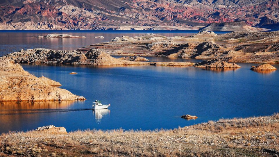 lake mead arizona boating