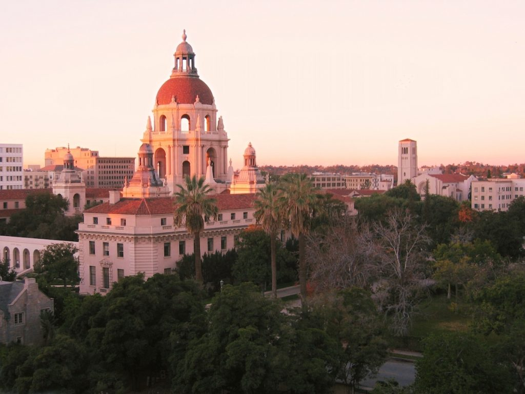 Pasadena California