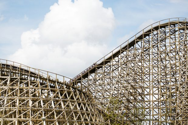 Where To Ride The Best Wooden Roller Coasters Hotelcouponscom
