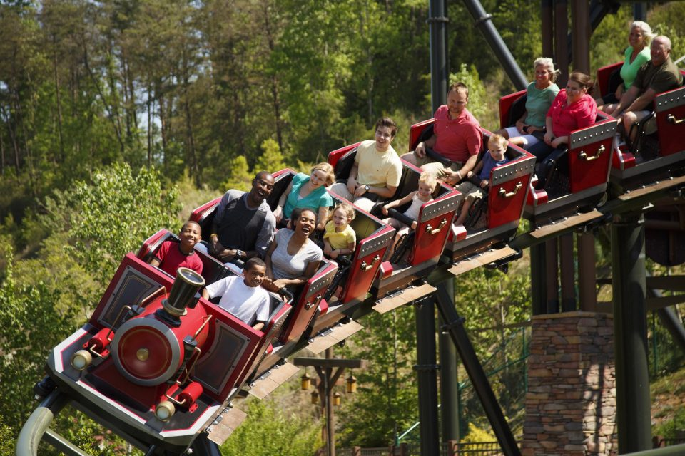 FireChaser Dollywood