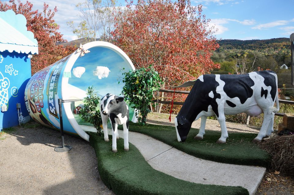 ben and jerry's factory tour vermont