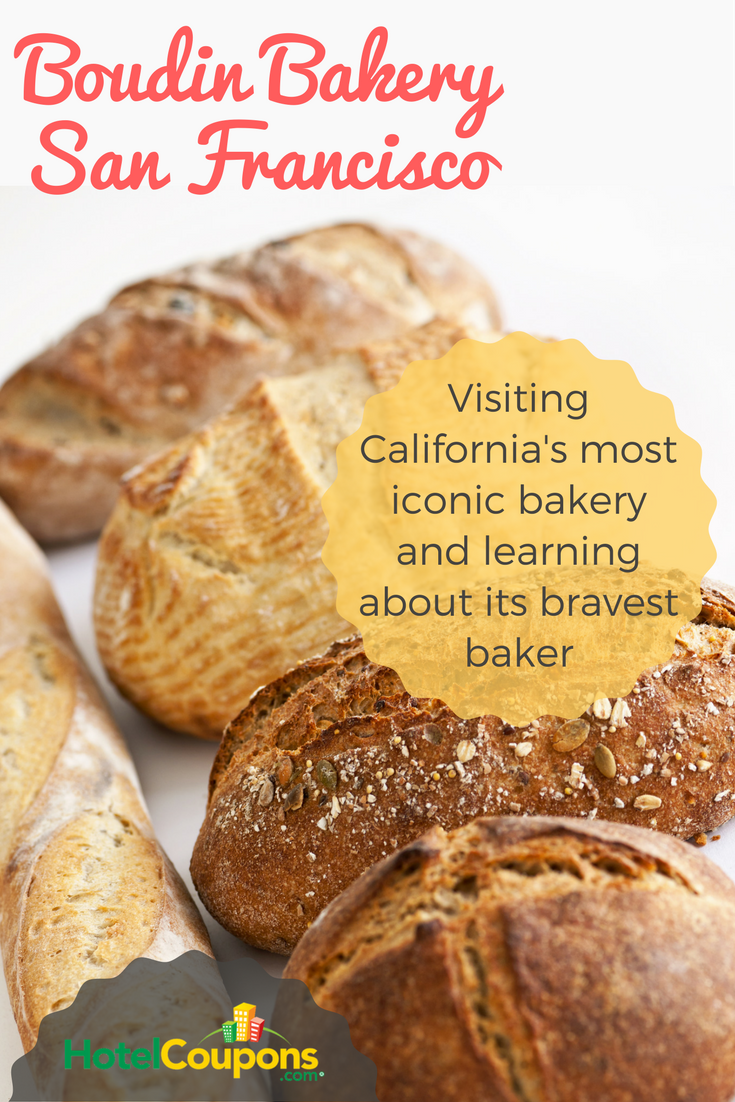 Learn about visiting the iconic Boudin Bakery at San Francisco's Fisherman's Wharf.