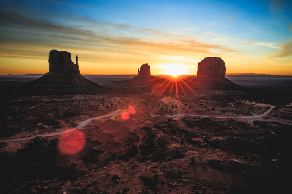 Active Vacation Monument Valley