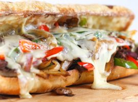 Iconic foods, Philly Cheesesteak