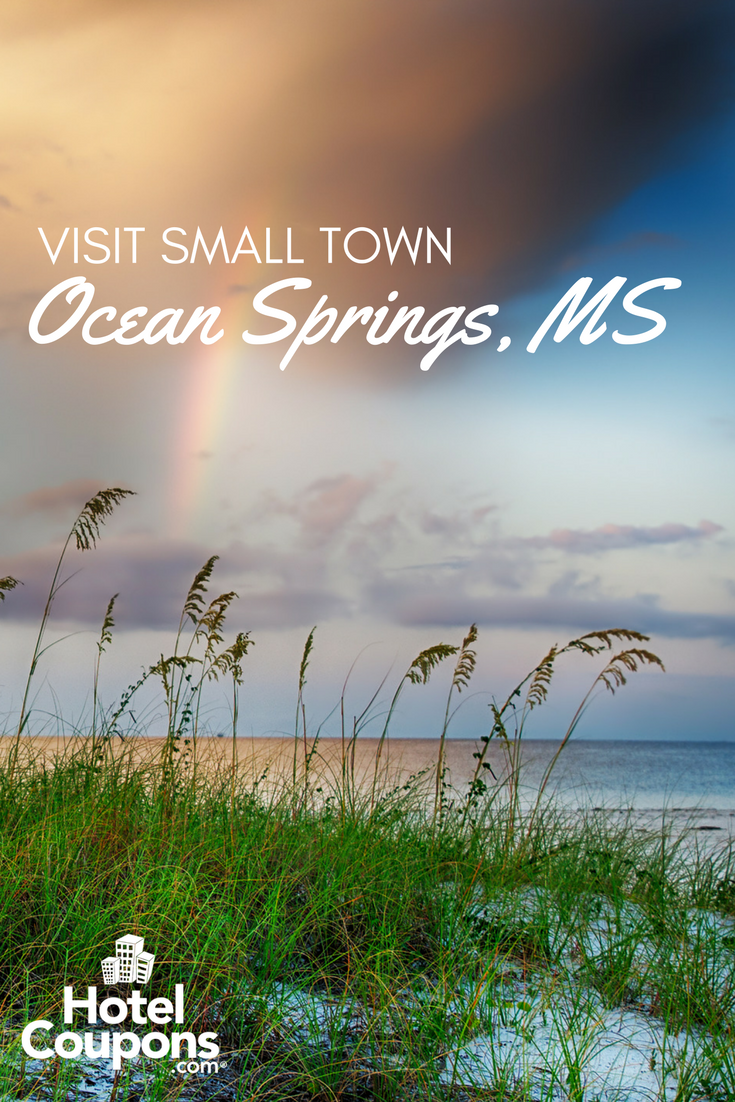 Experience the beauty of this small town along the Gulf of Mexico!