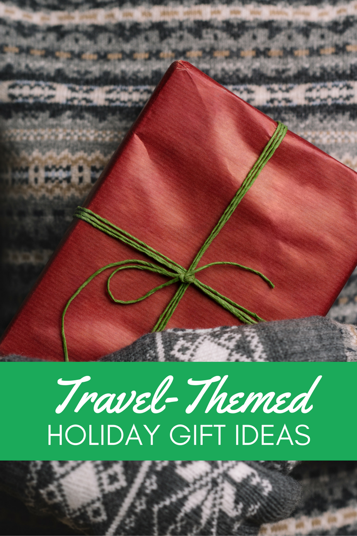 Even if you're shopping at the last-minute, these travel gifts are perfect for the holidays.