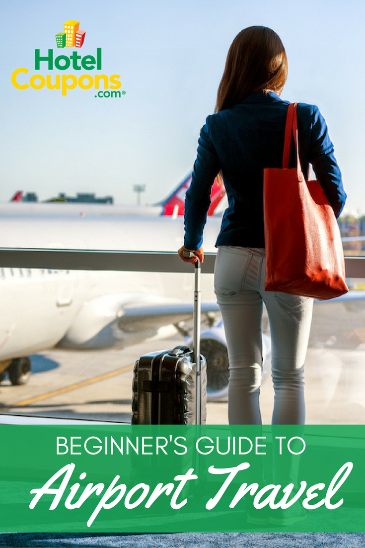 Review our expert tips on airport travel.