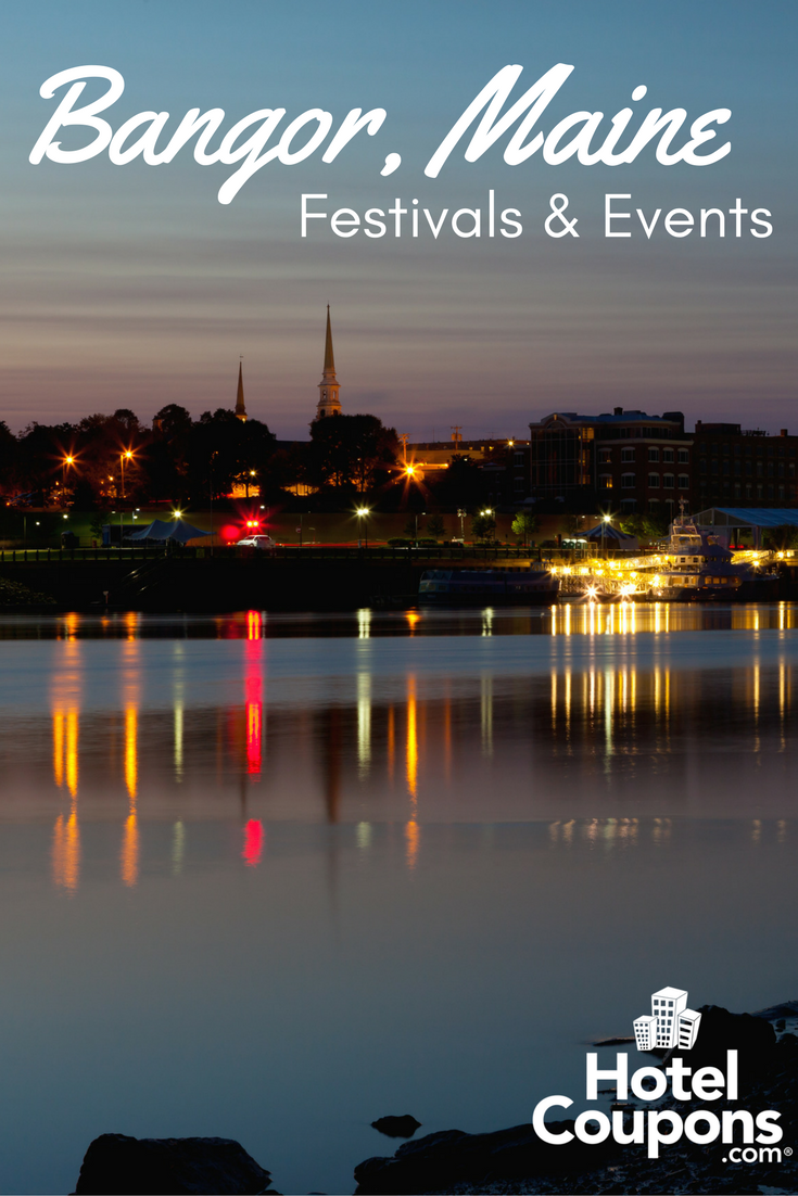 There's no better time to visit Bangor than during one of these wonderful festivals!