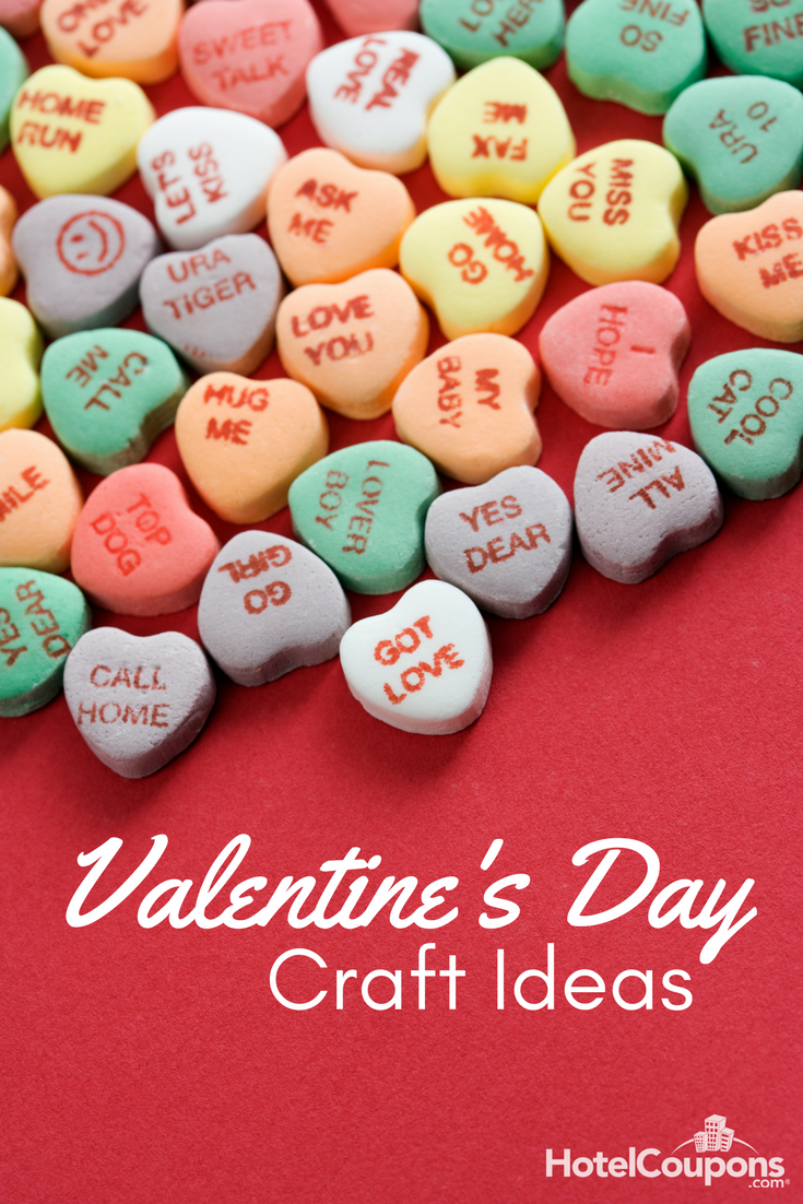 Try these fun and easy crafts to show your love!