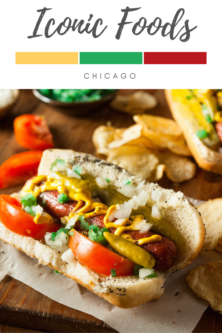Iconic Foods of Chicago