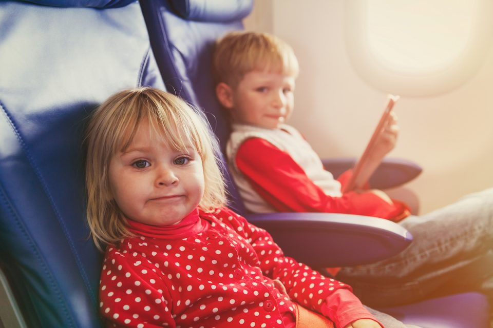 Beginner's Guide to Traveling With Kids