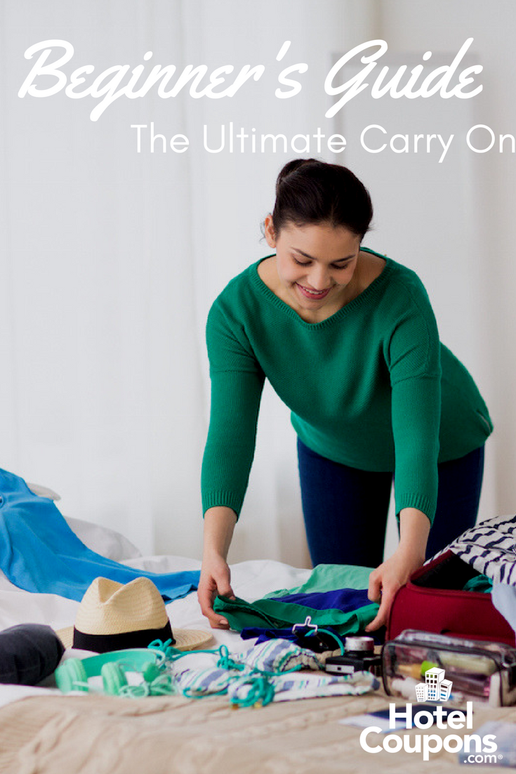 Beginner's Guide to The Ultimate Carry On