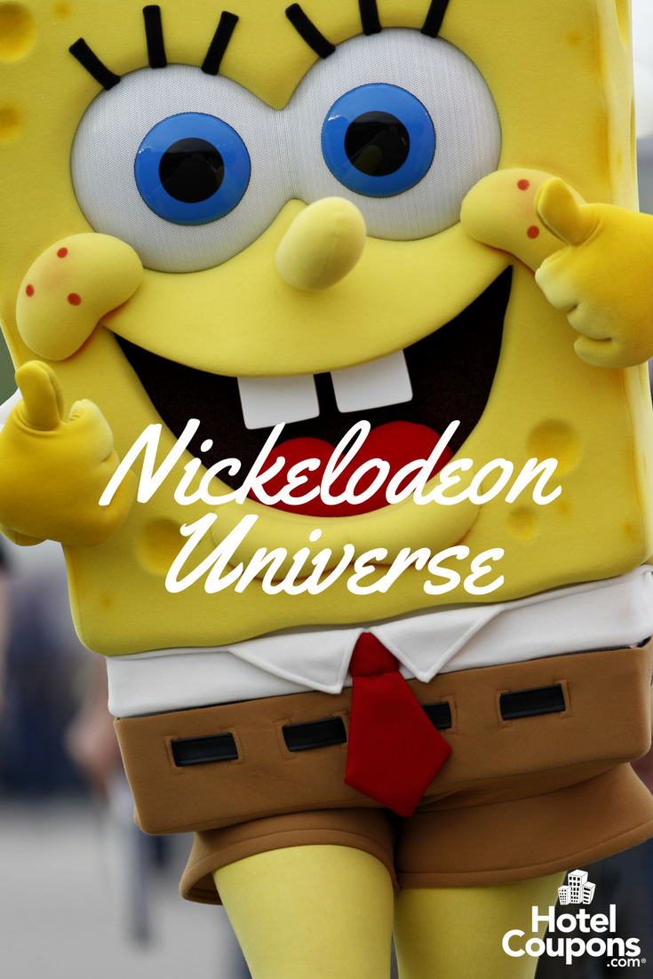 Visiting Nickelodeon Universe in the Mall of America