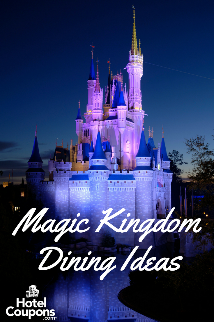 Find out our top picks for where to eat when you visit Disney's Magic Kingdom in Lake Buena Vista, Florida.