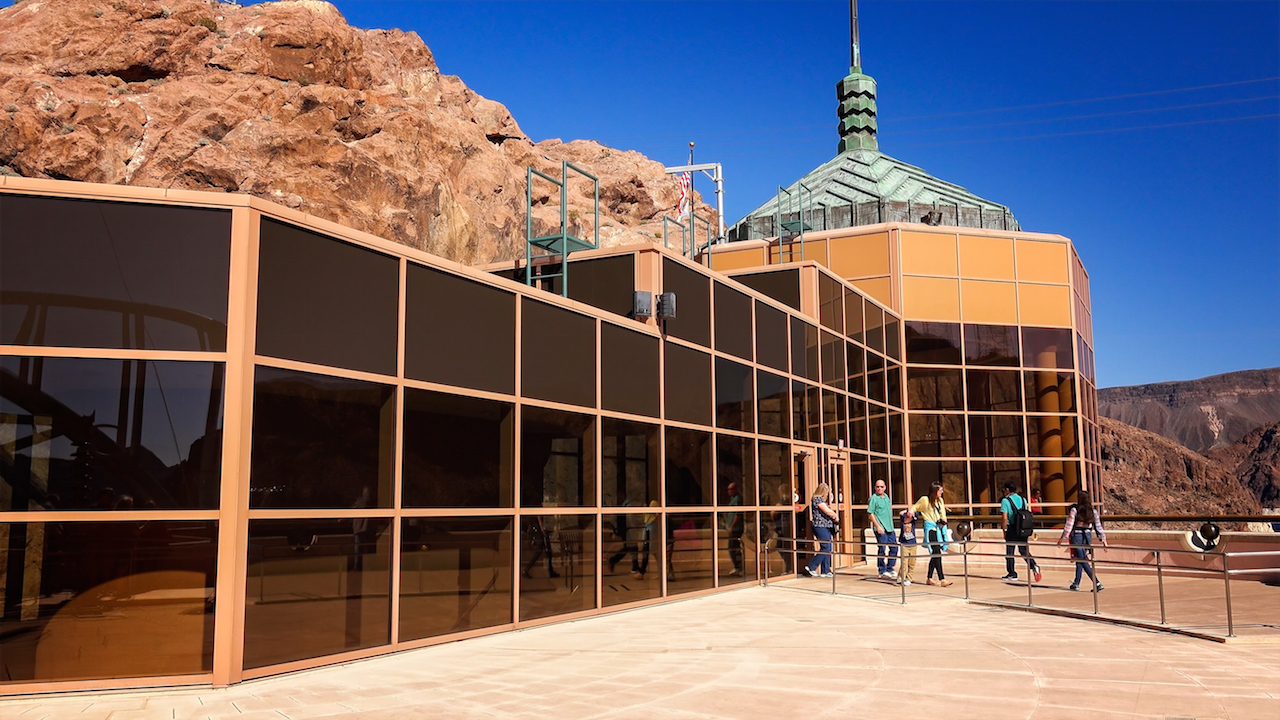 Visitors Center at Hoover Dam