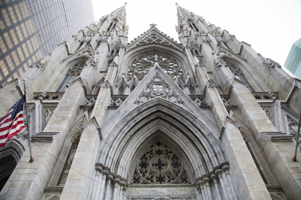 New York, the Cathedral of St. Patrick